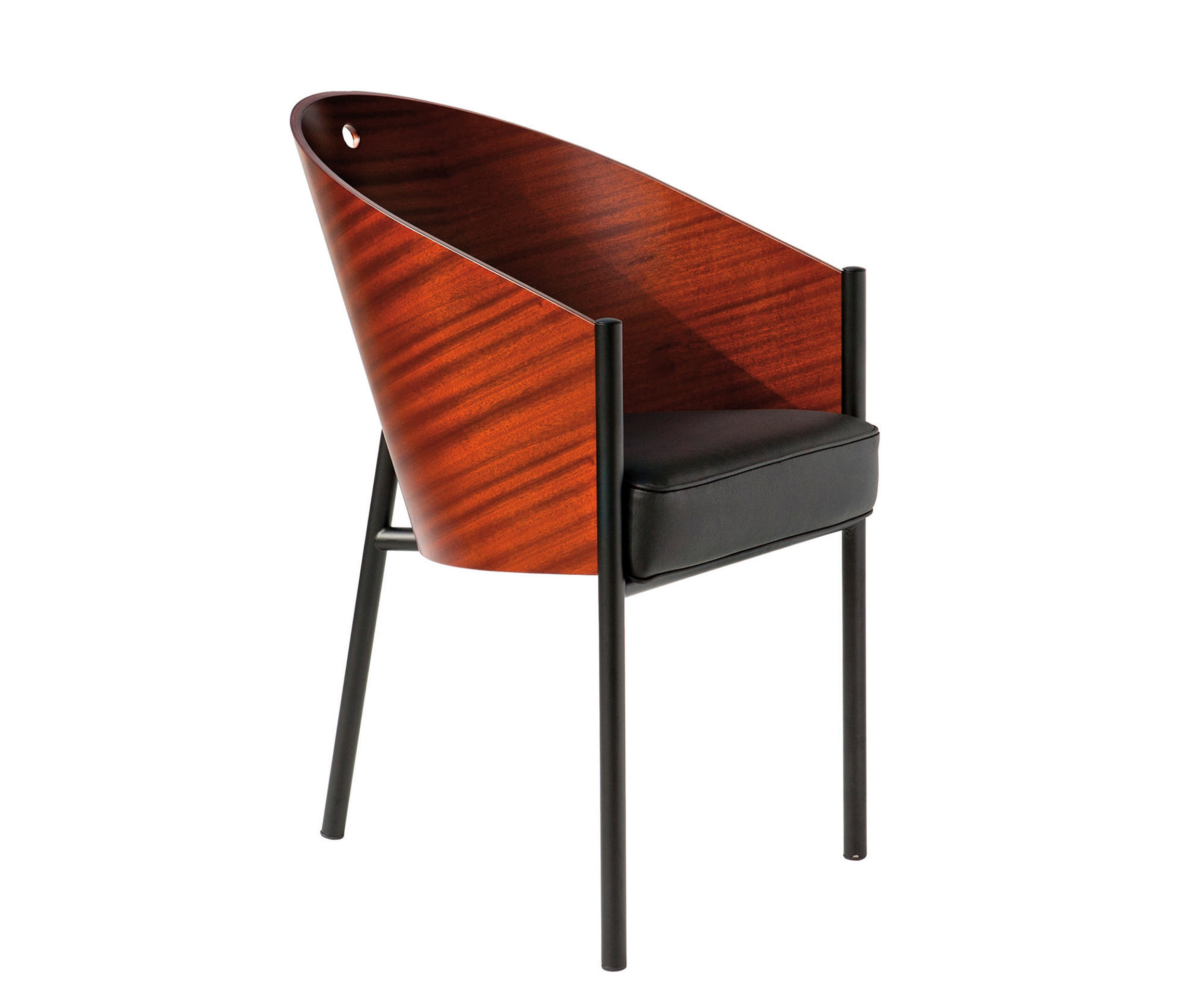 COSTES EASYCHAIR MOGANO - Visitors chairs / Side chairs from Driade ...