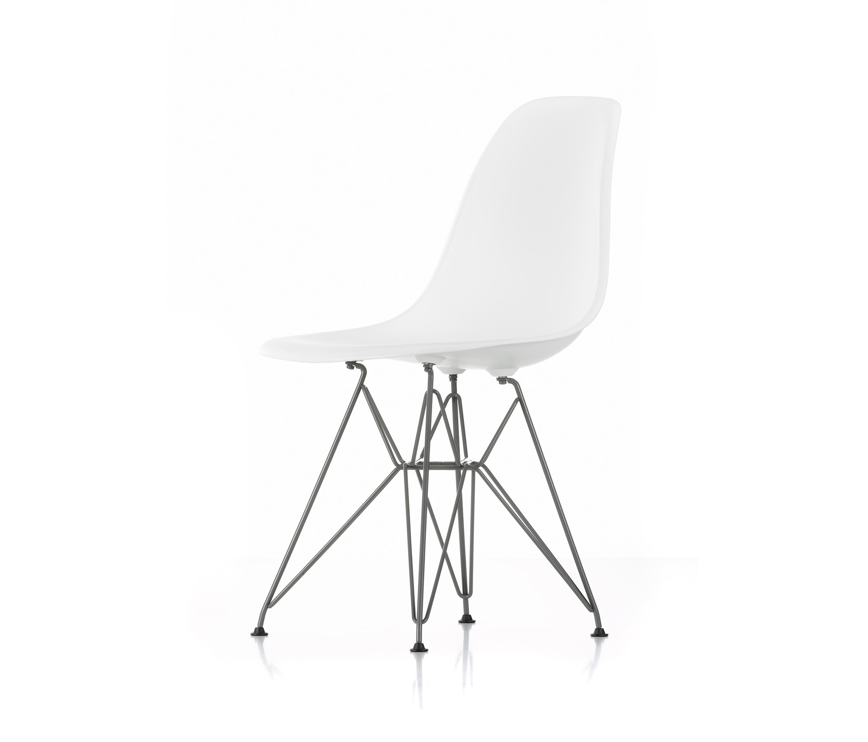 eames plastic side chair dsr multipurpose chairs from vitra architonic. Black Bedroom Furniture Sets. Home Design Ideas