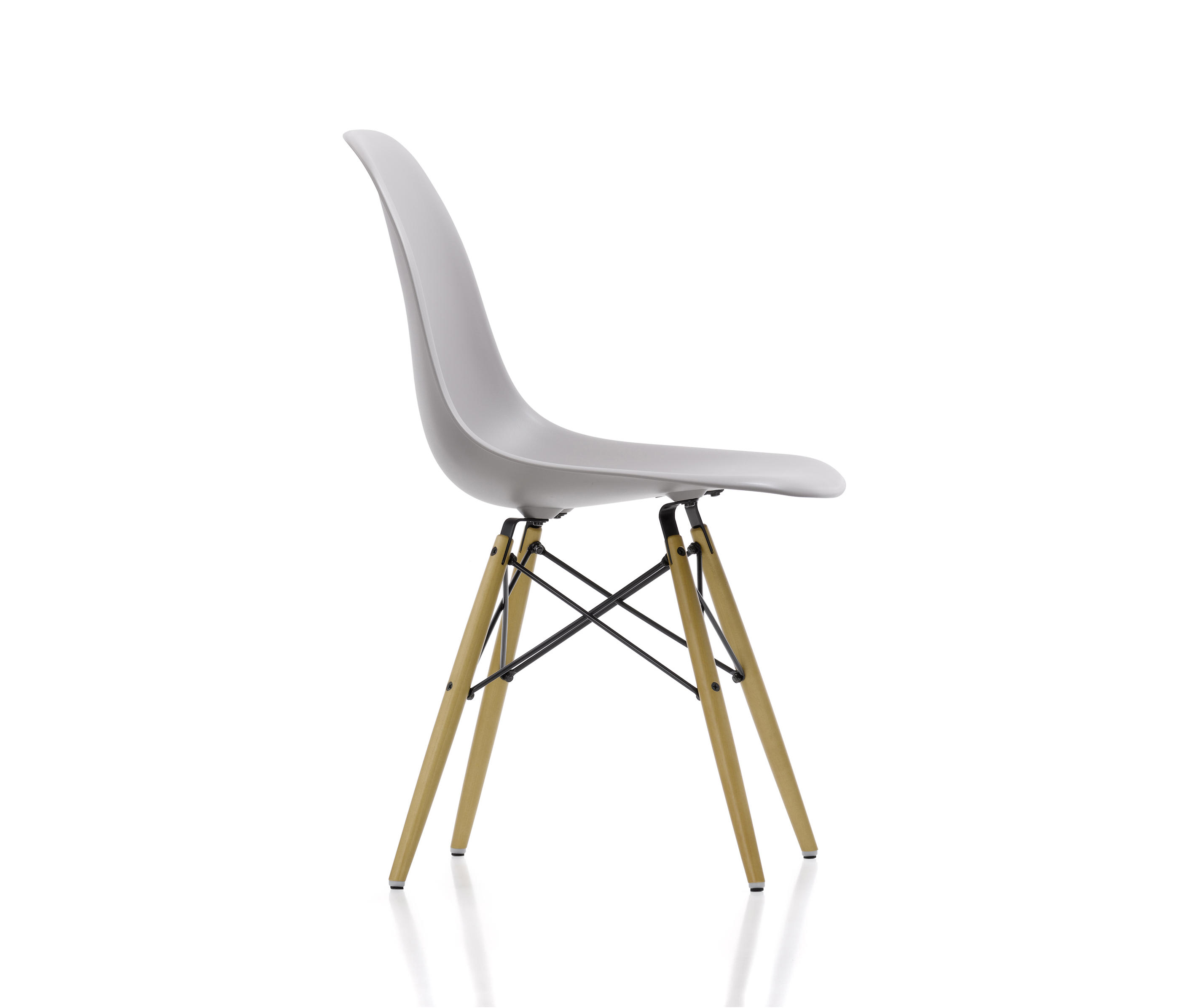 EAMES PLASTIC SIDE CHAIR DSW - Chairs from Vitra | Architonic