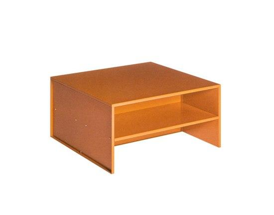 Judd No.12 Table By Donald Judd By Lehni | Coffee Tables