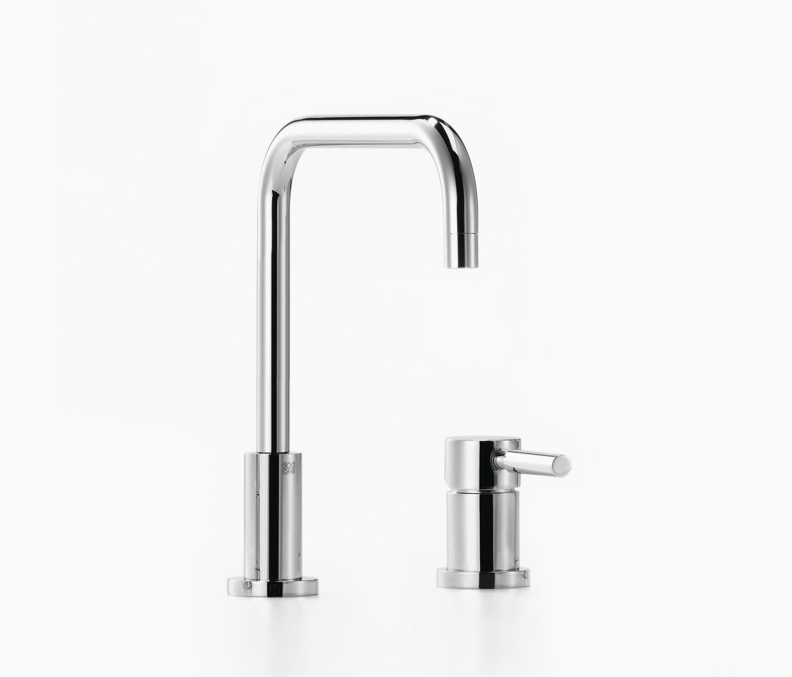 two hole mixer kitchen taps from dornbracht. Black Bedroom Furniture Sets. Home Design Ideas