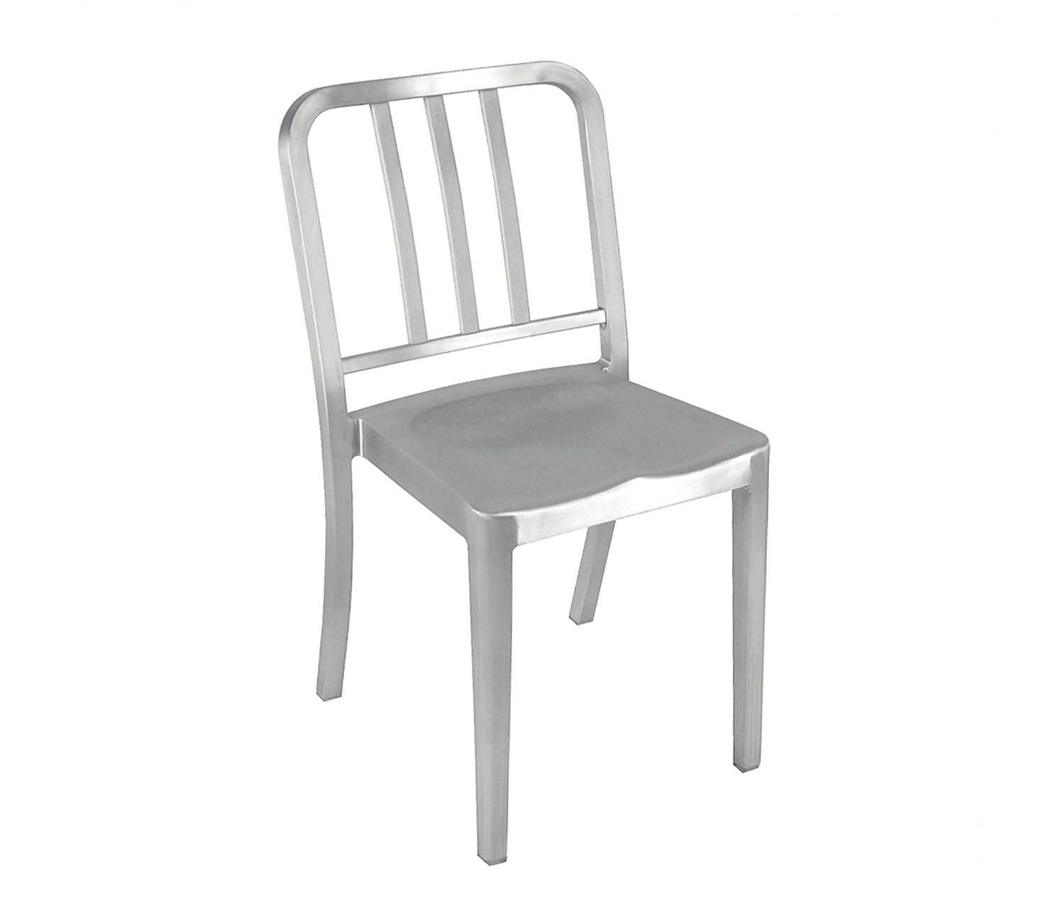 heritage stacking chair  restaurant chairs from emeco  architonic -  heritage stacking chair by emeco  restaurant chairs