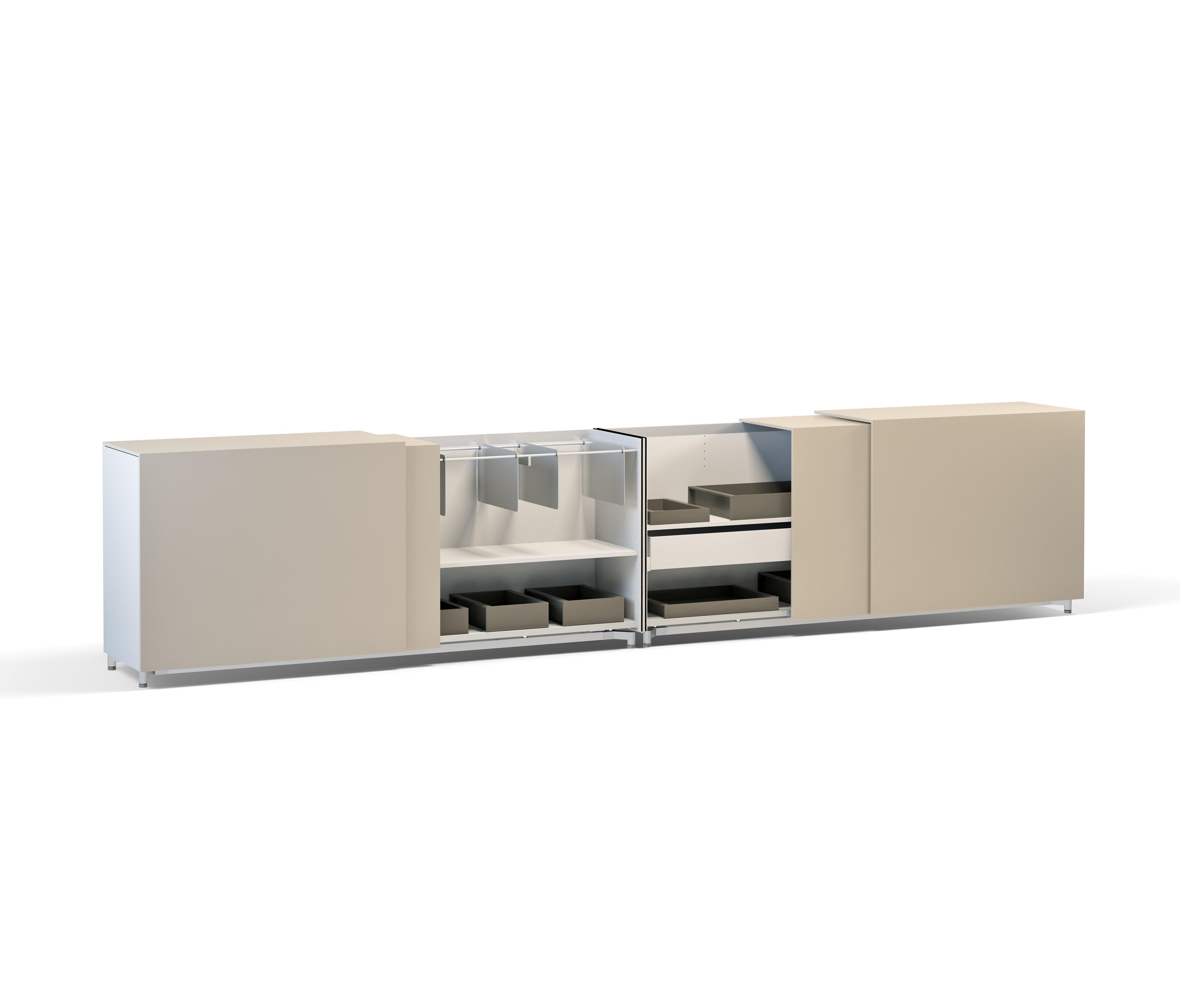 volare sideboards kommoden von team by wellis architonic