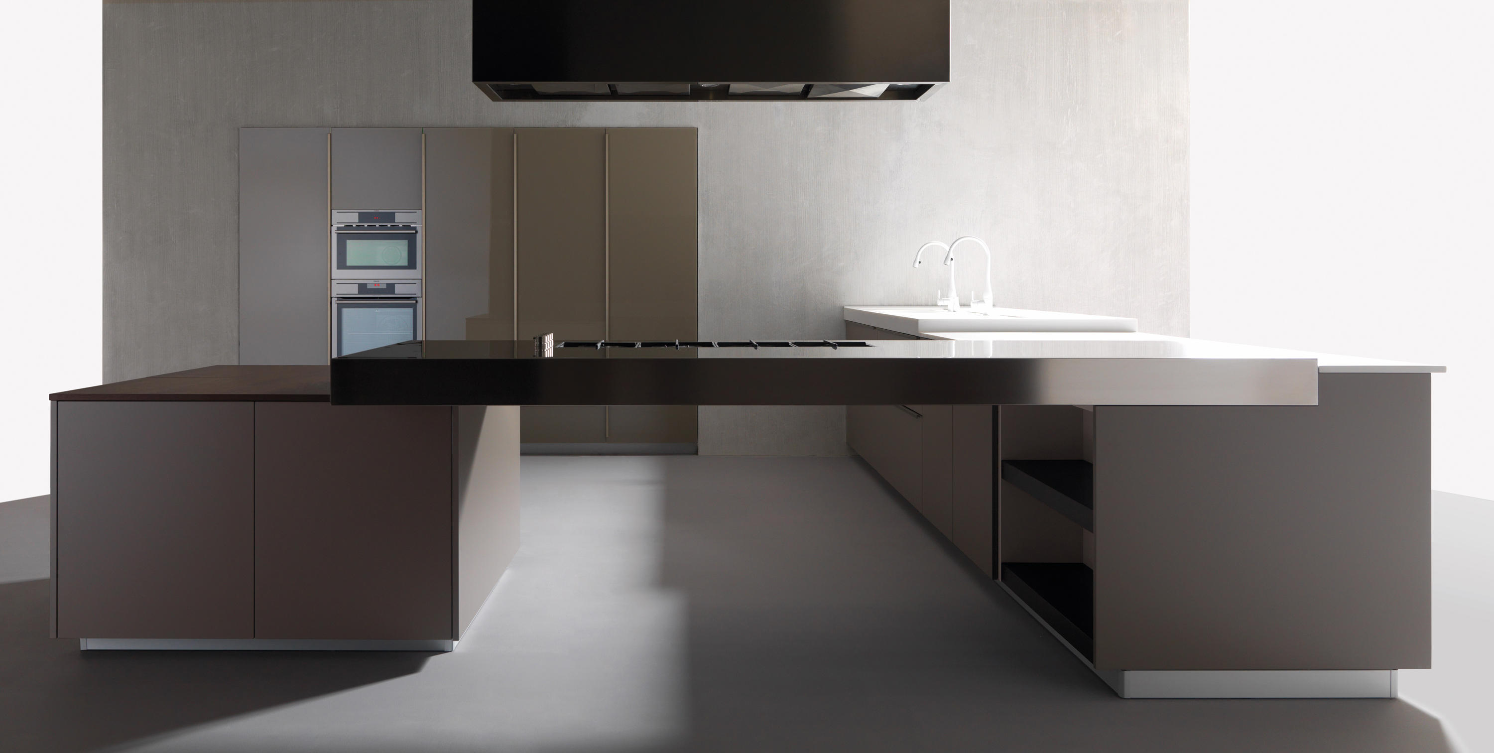 Effeti luce - fitted kitchens from effeti industrie srl | architonic