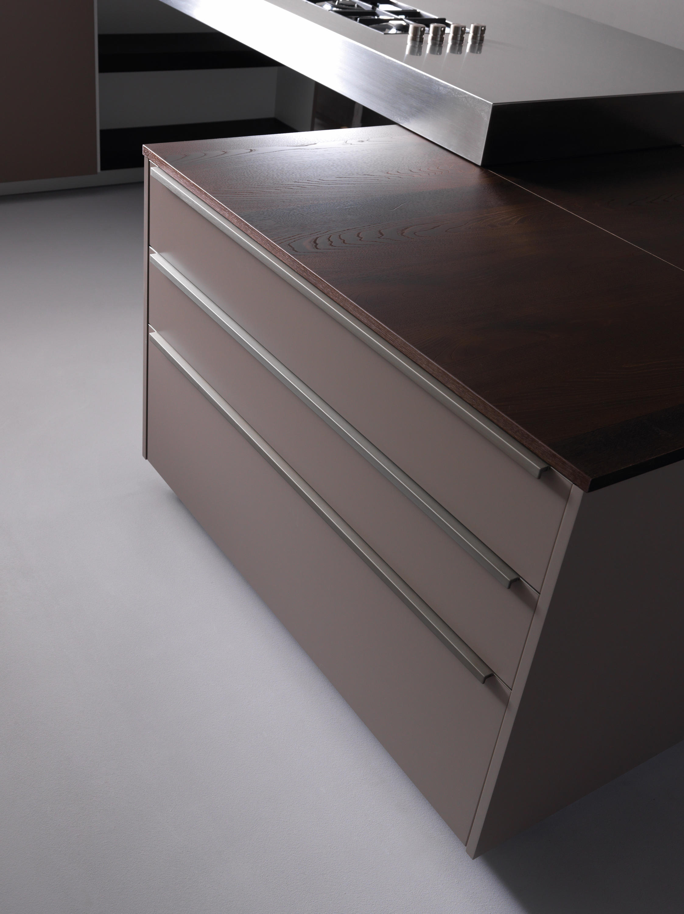 LUCE - Fitted kitchens from Effeti Industrie SRL | Architonic