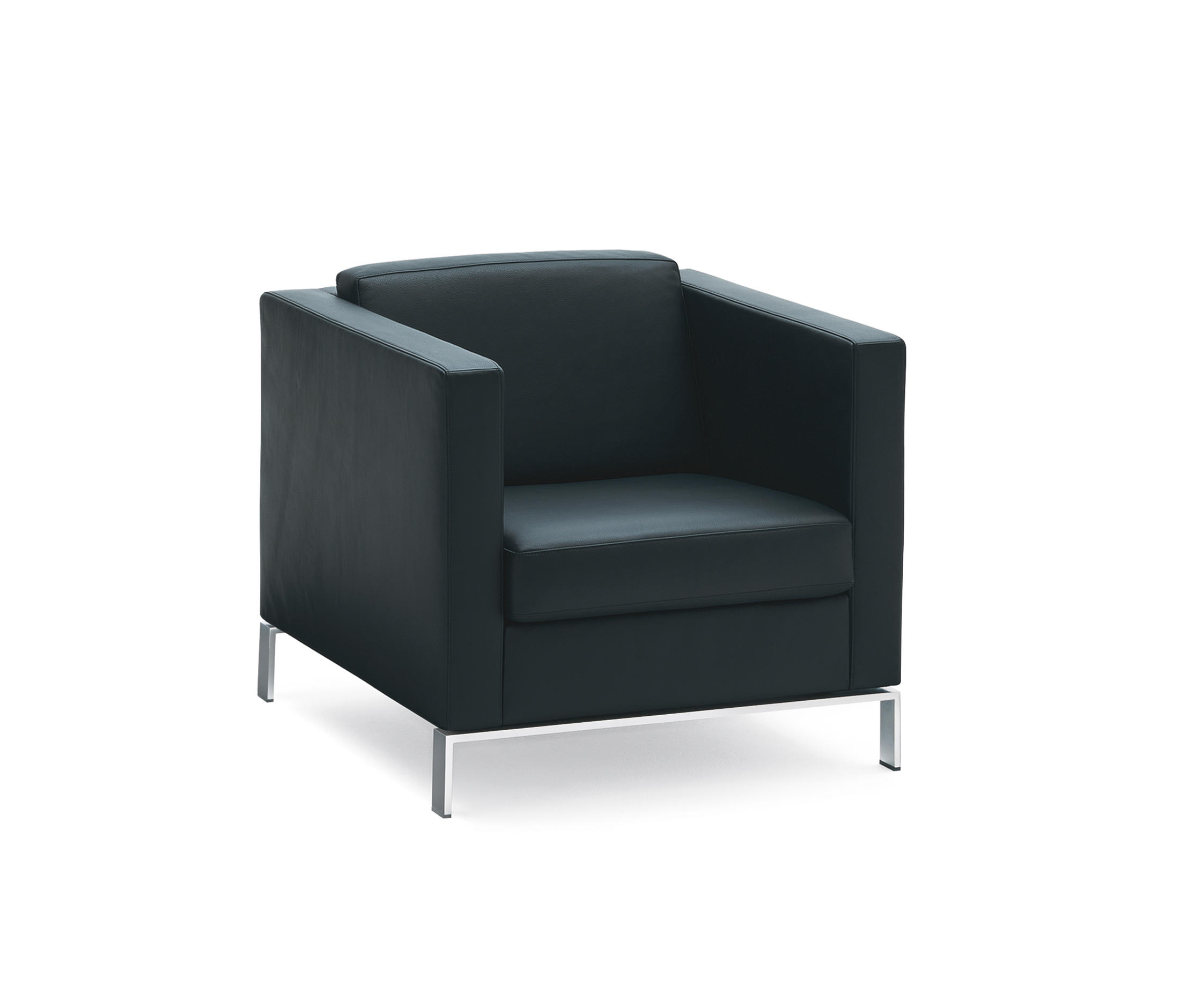 Foster 500 sessel loungesessel von walter knoll architonic for Sessel walter knoll