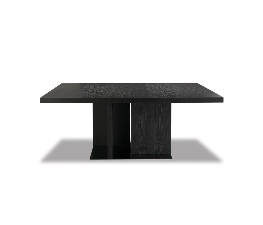 Square restaurant tables - Toulouse By Minotti Restaurant Tables