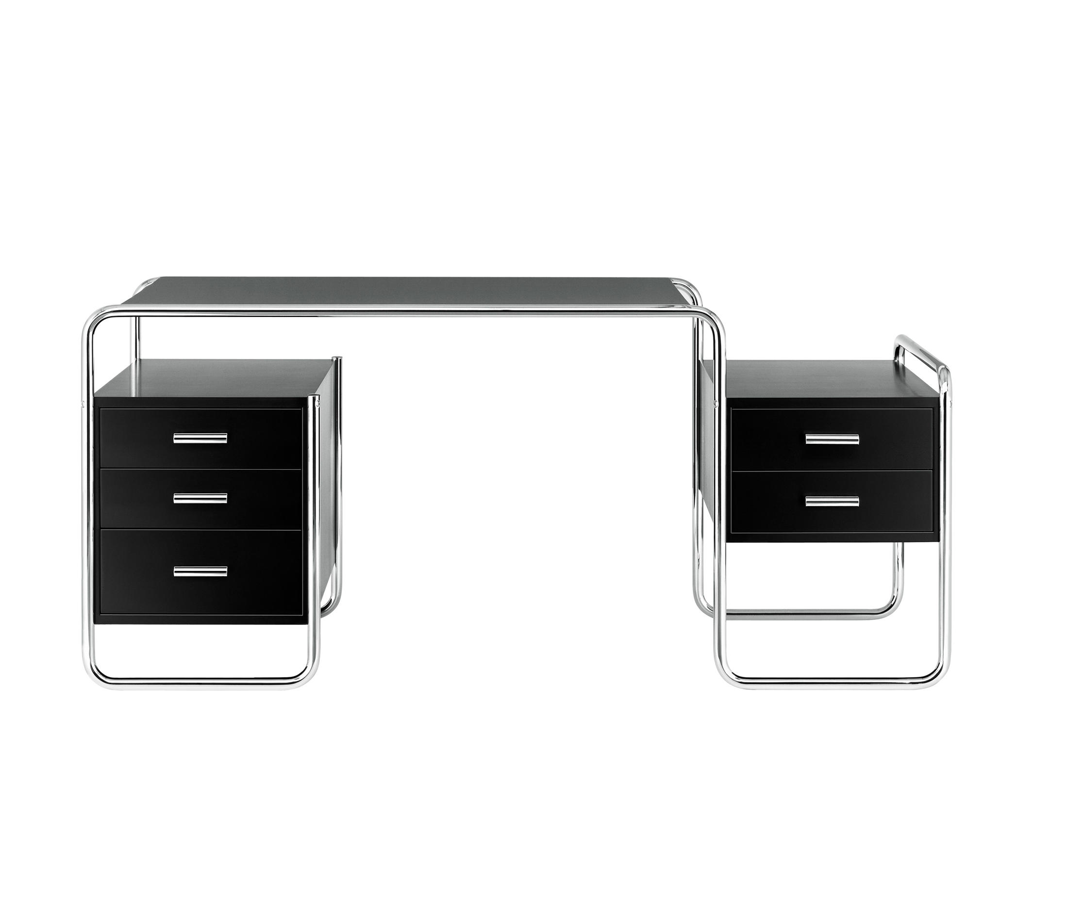 s 285 scrivanie individuali thonet architonic. Black Bedroom Furniture Sets. Home Design Ideas