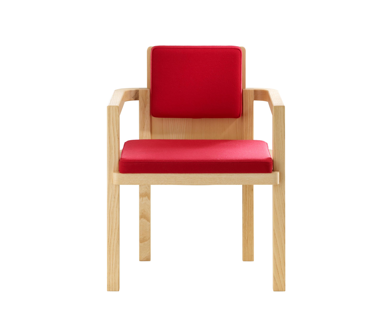 D51 Gropius Armlehnstuhl | Besucherstühle | TECTA