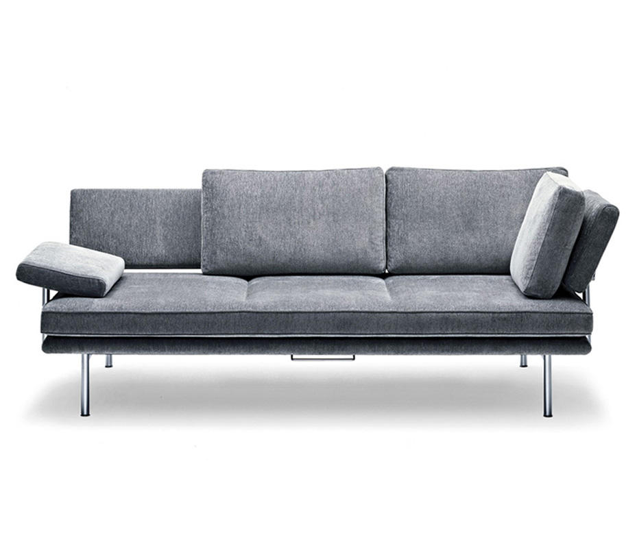 living platform 400 sofa loungesofas von walter knoll architonic. Black Bedroom Furniture Sets. Home Design Ideas