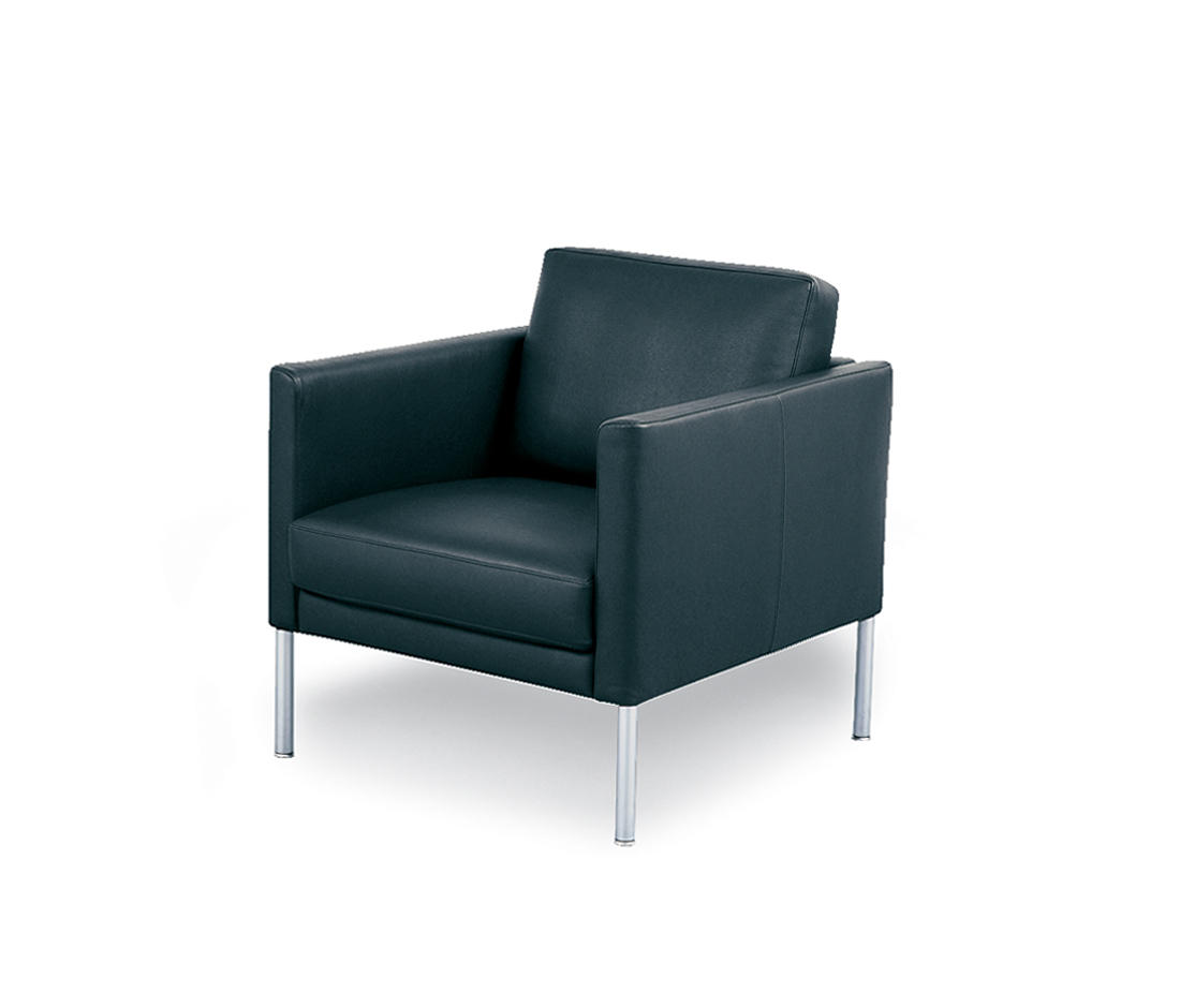 Living Platform 400 Armchair Lounge Chairs From Walter