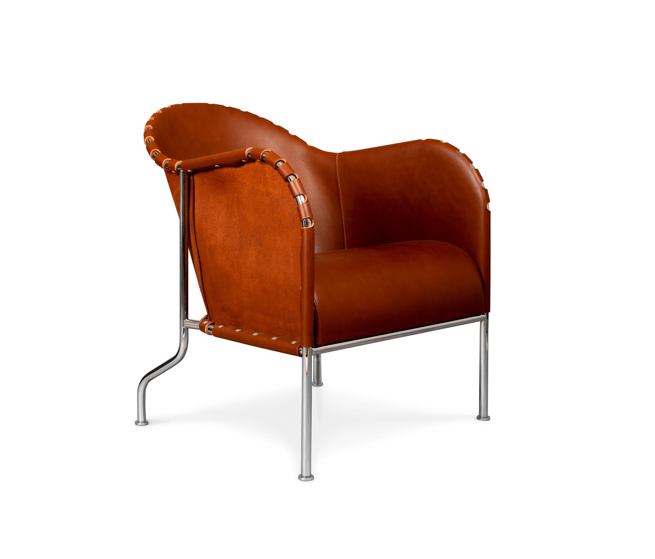 BRUNO Lounge chairs from Källemo