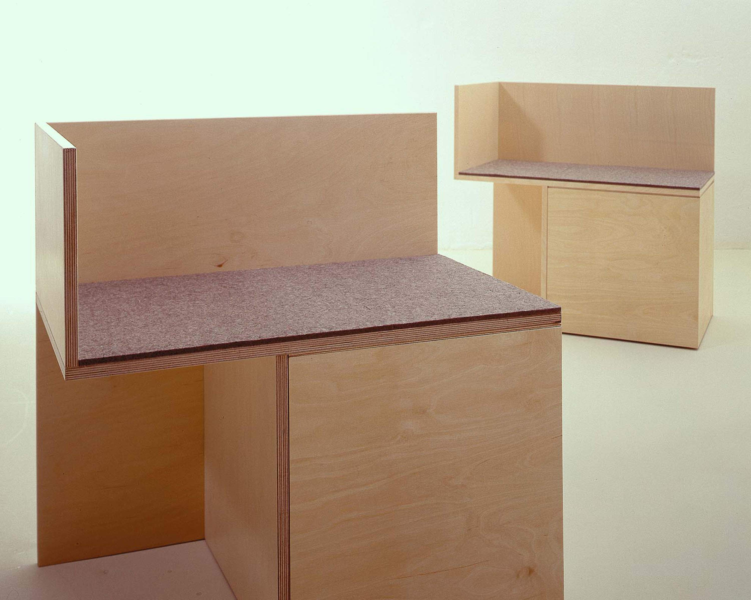 Social Cube Universalm 214 Bel Chairs From Sanktjohanser