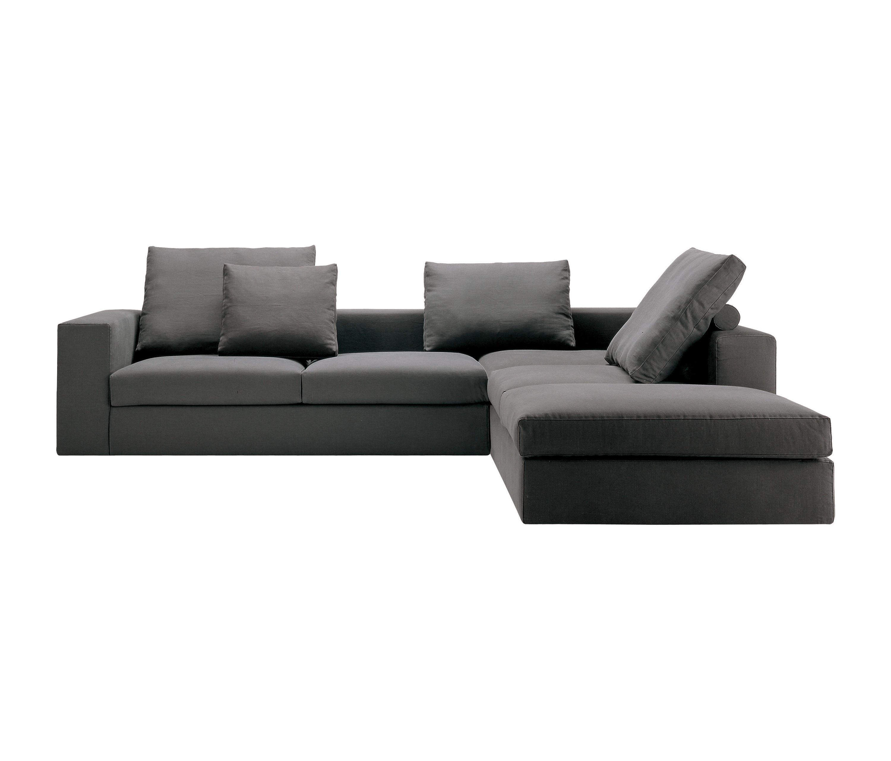 beta 1240 modular sofa systems from zanotta architonic. Black Bedroom Furniture Sets. Home Design Ideas