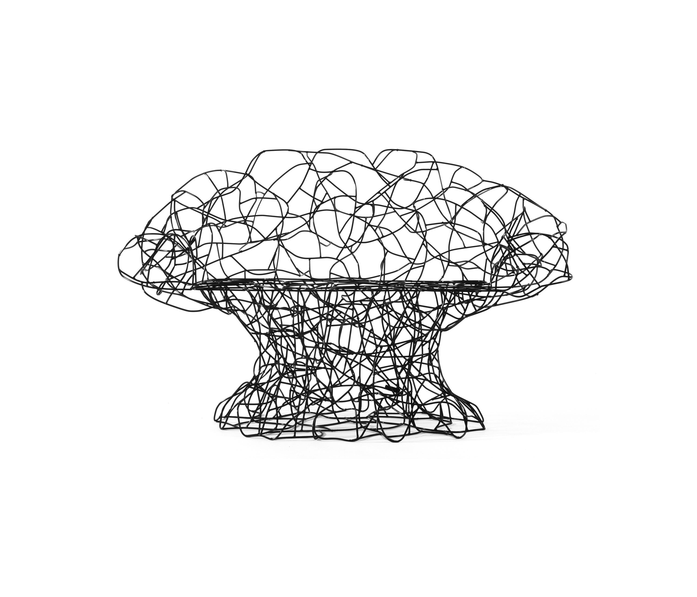 Ausgefallenes stuhl design kohlenstoff alvaro uribe