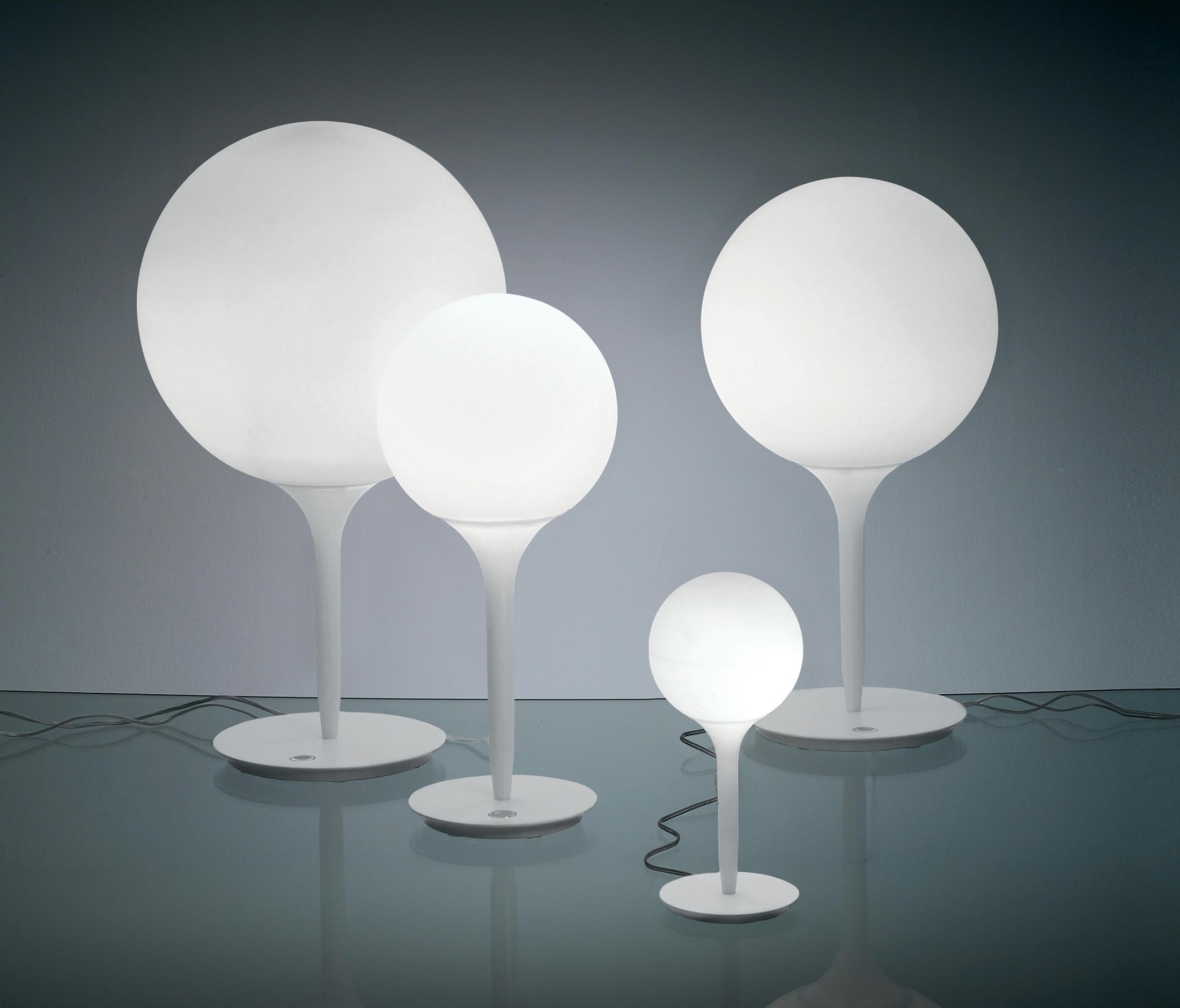 Castore lampade da tavolo illuminazione generale - Artemide lampade tavolo ...
