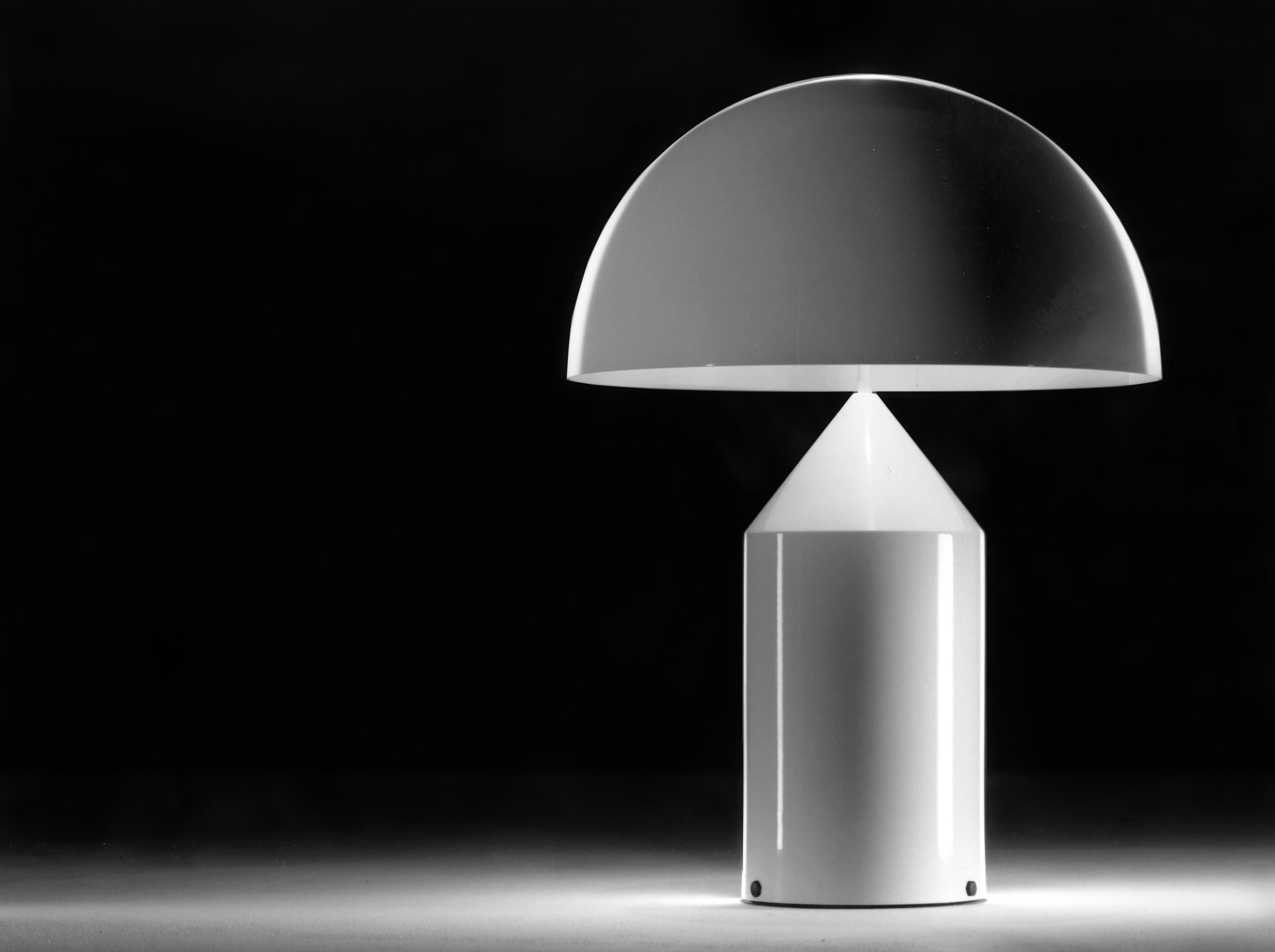 Atollo 235 236 237 Table Lights From Oluce Architonic