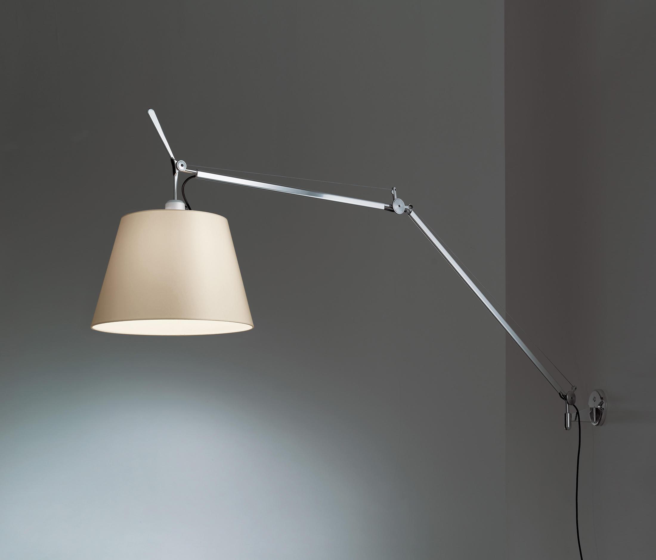 tolomeo mega wandleuchte allgemeinbeleuchtung von. Black Bedroom Furniture Sets. Home Design Ideas