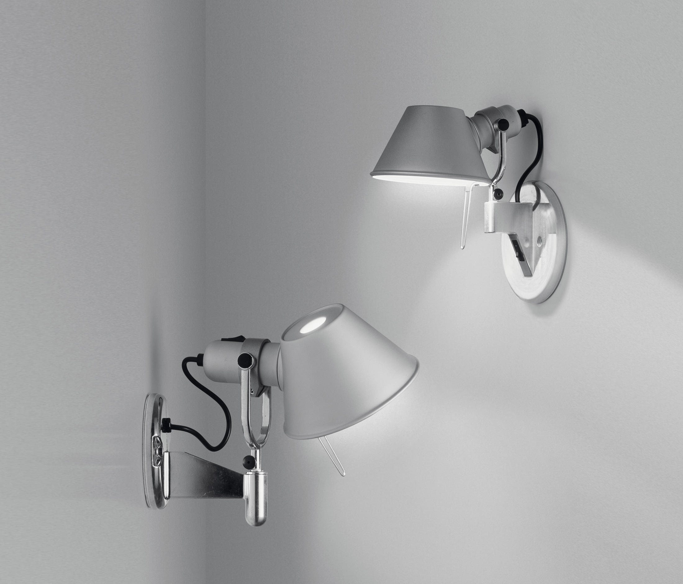 tolomeo micro faretto wall lamp wall lights from. Black Bedroom Furniture Sets. Home Design Ideas
