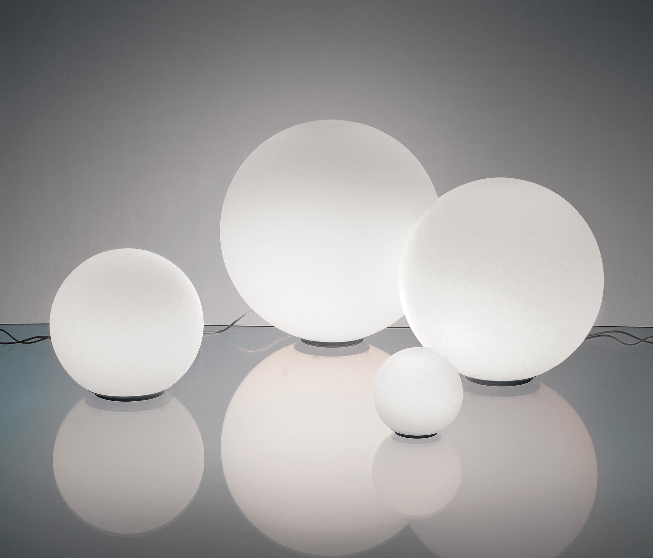Dioscuri Table Lamp By Artemide | General Lighting