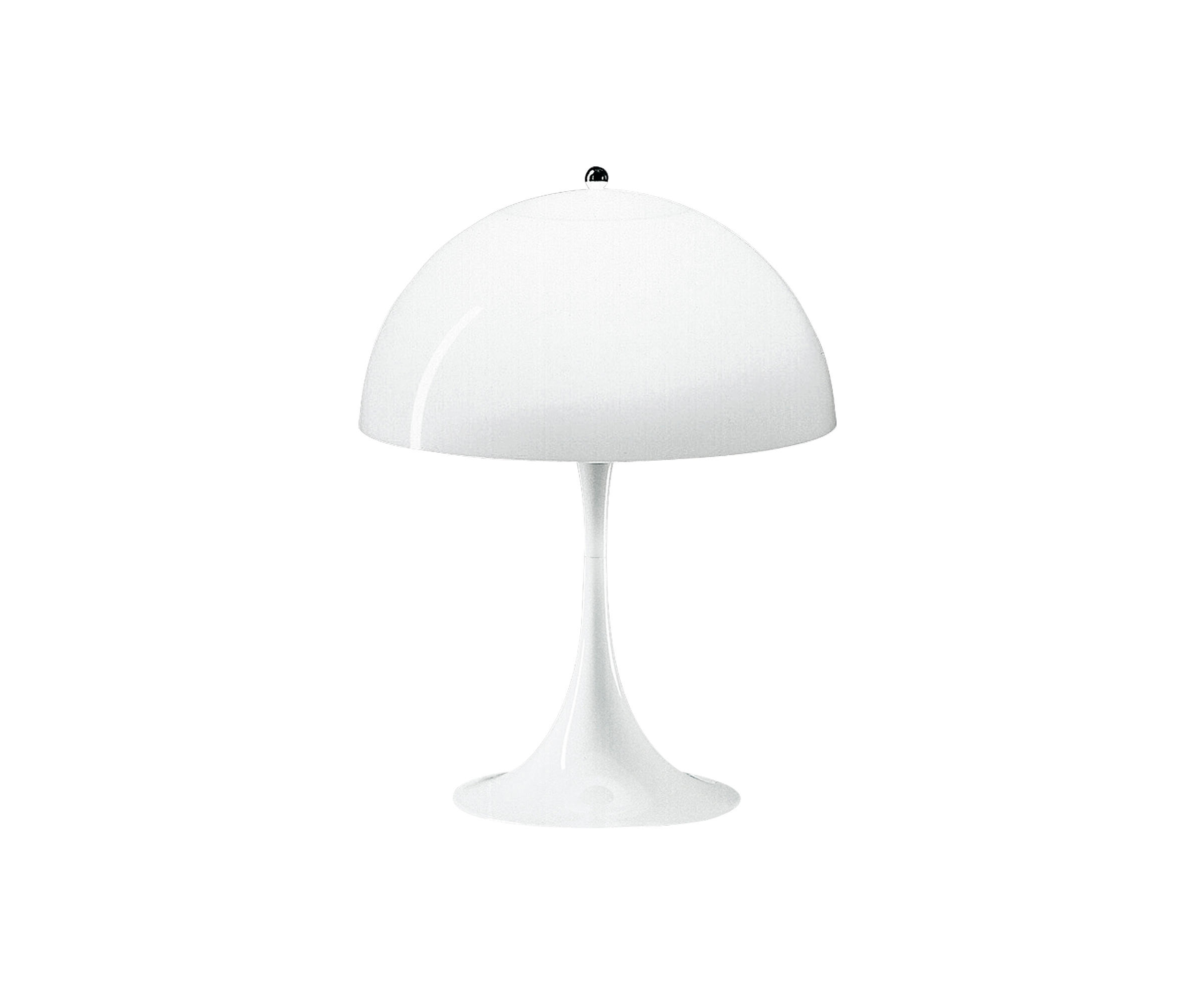 panthella lampe de table luminaires de table de louis poulsen architonic. Black Bedroom Furniture Sets. Home Design Ideas
