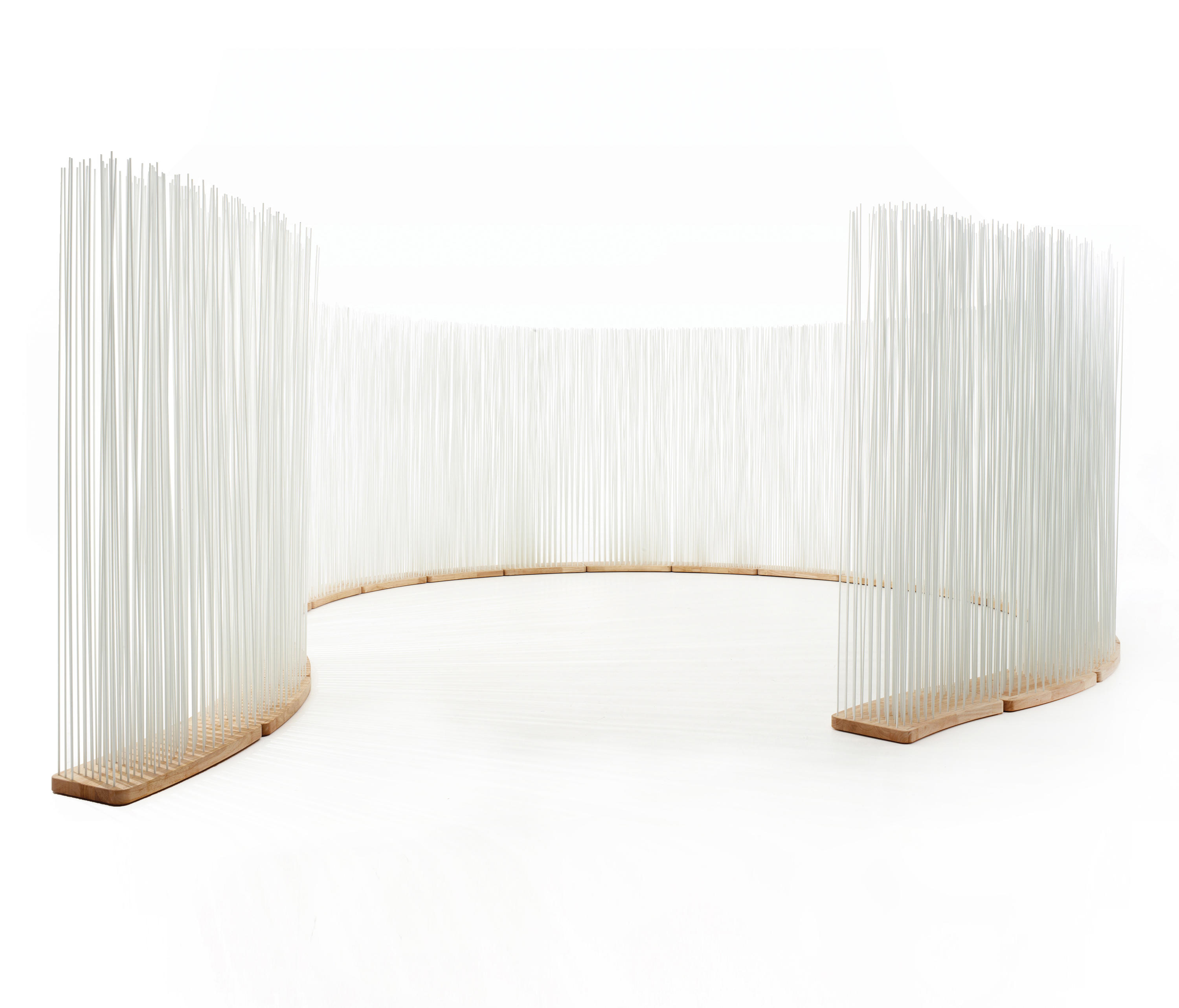 curved room dividers