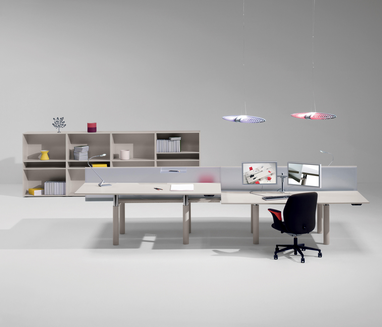 Isatelliti s bureaux de unifor architonic for Unifor turate