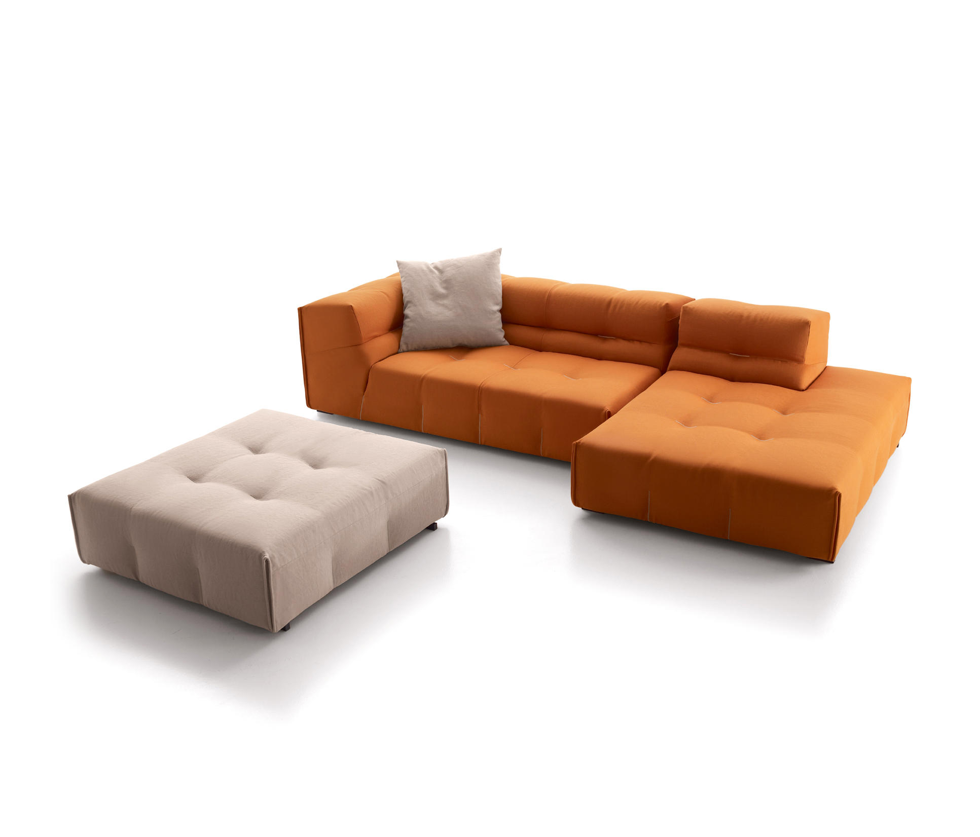 Tufty Too Sofas From B B Italia Architonic