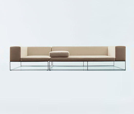 ile sofa loungesofas von living divani architonic. Black Bedroom Furniture Sets. Home Design Ideas