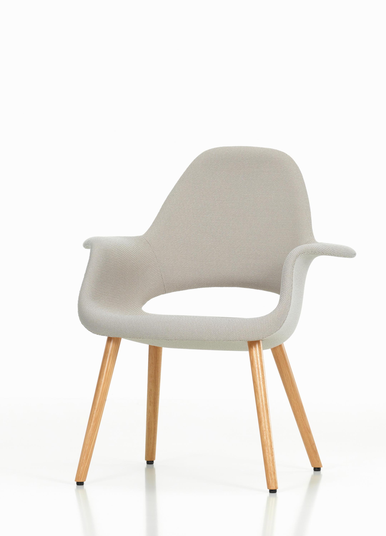 Organic chair sillas de visita de vitra architonic - Sillas vitra precios ...