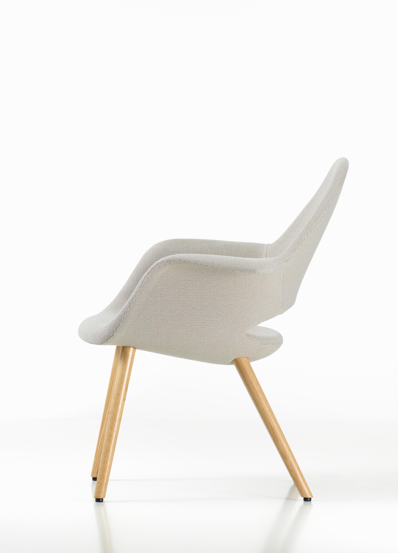 organic chair de vitra sillas de visita