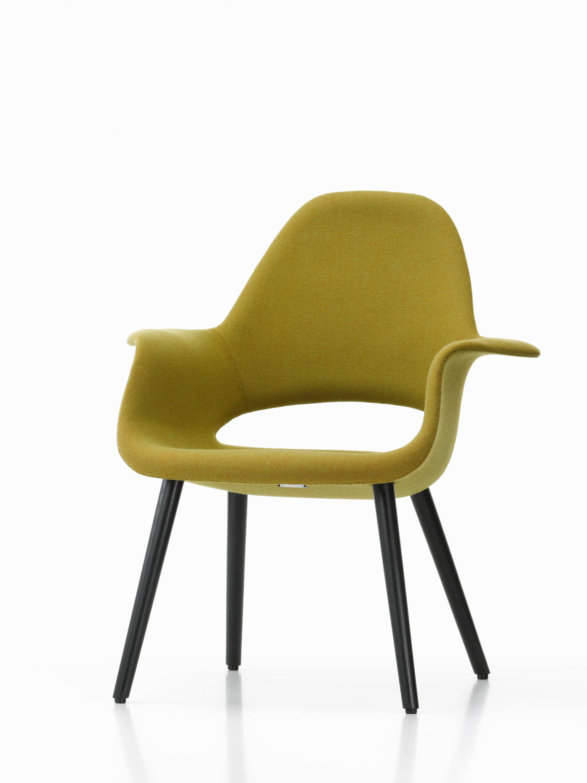 Organic chair sillas de visita de vitra architonic for Vitra stuhl replica