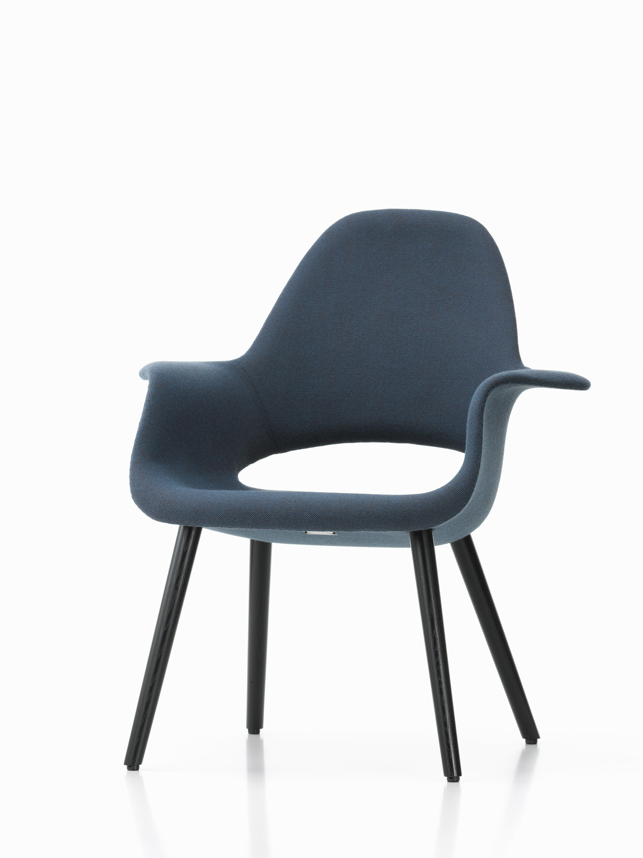 organic chair sillas de visita de vitra architonic. Black Bedroom Furniture Sets. Home Design Ideas