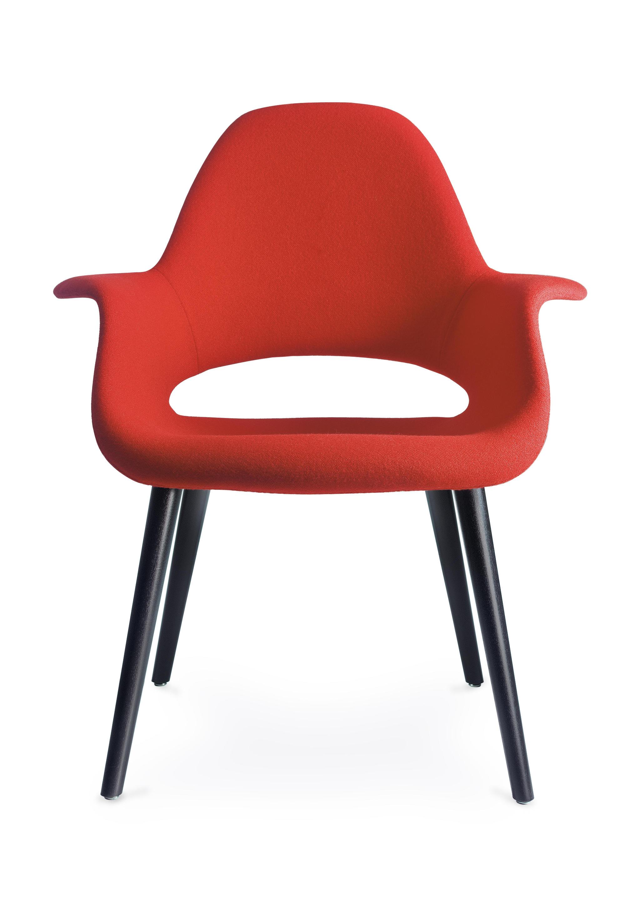 organic chair sillas de visita de vitra architonic. Black Bedroom Furniture Sets. Home Design Ideas
