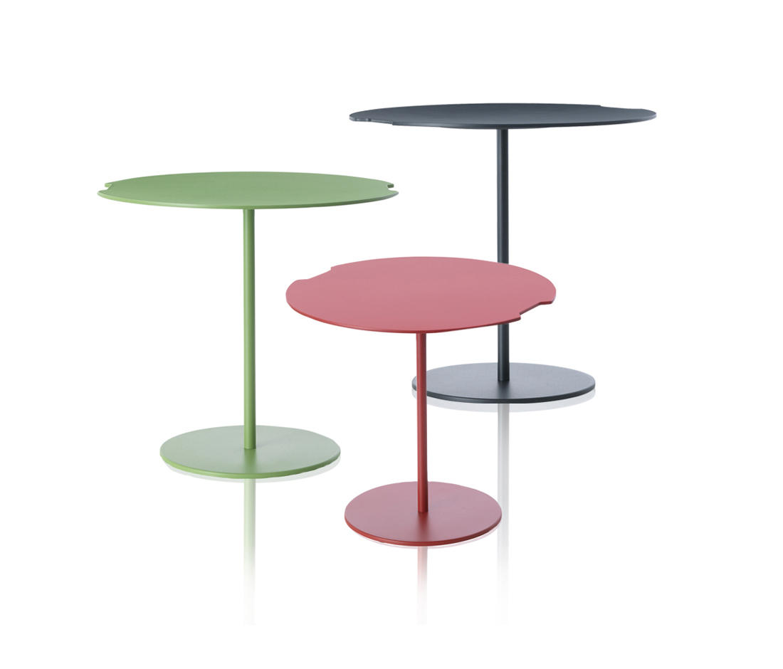 252 On Off Side Tables From Cassina Architonic