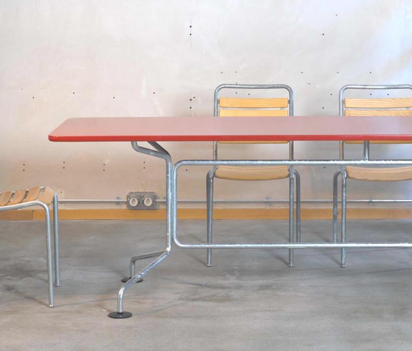 Agora gartentisch garten esstische von atelier alinea for Garderobe 0286