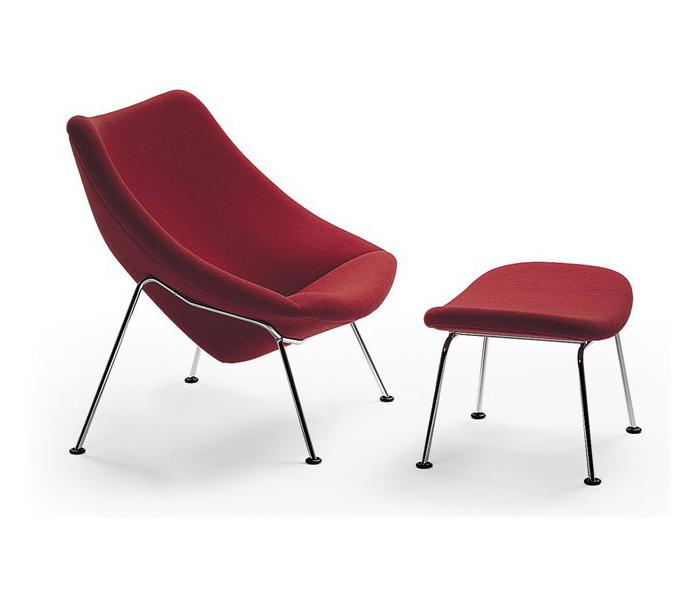Loungesessel mit Fusshocker - hochwertiges Design online finden ...