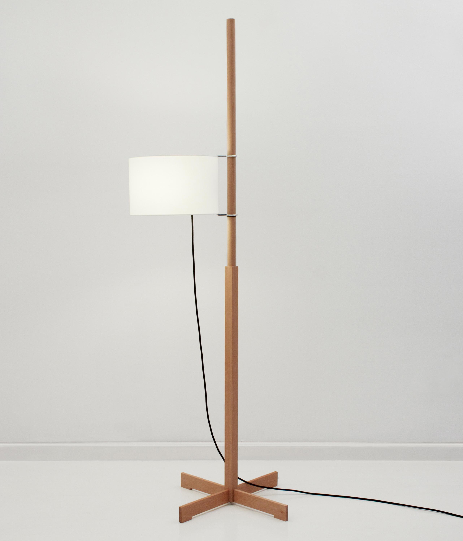 tmm floor lamp general lighting santa u0026 cole