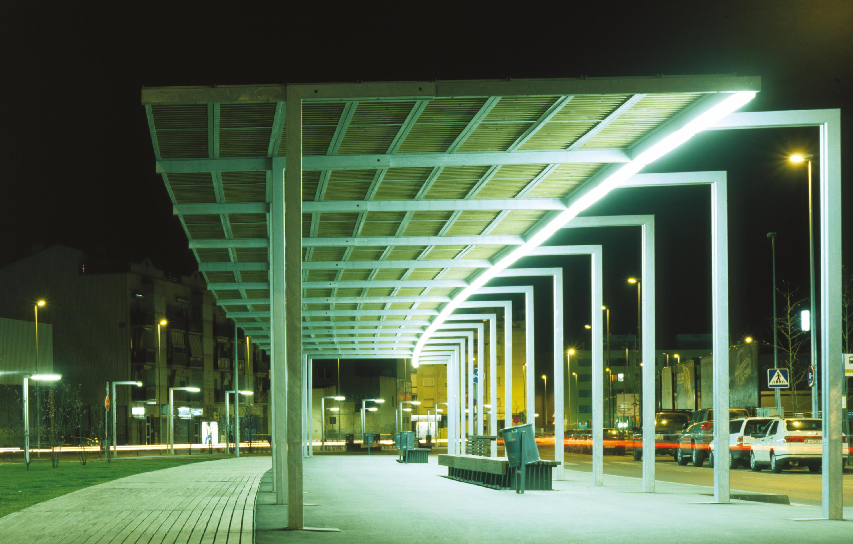V a l ctea protection solaire pergolas de santa cole for Espace public pdf