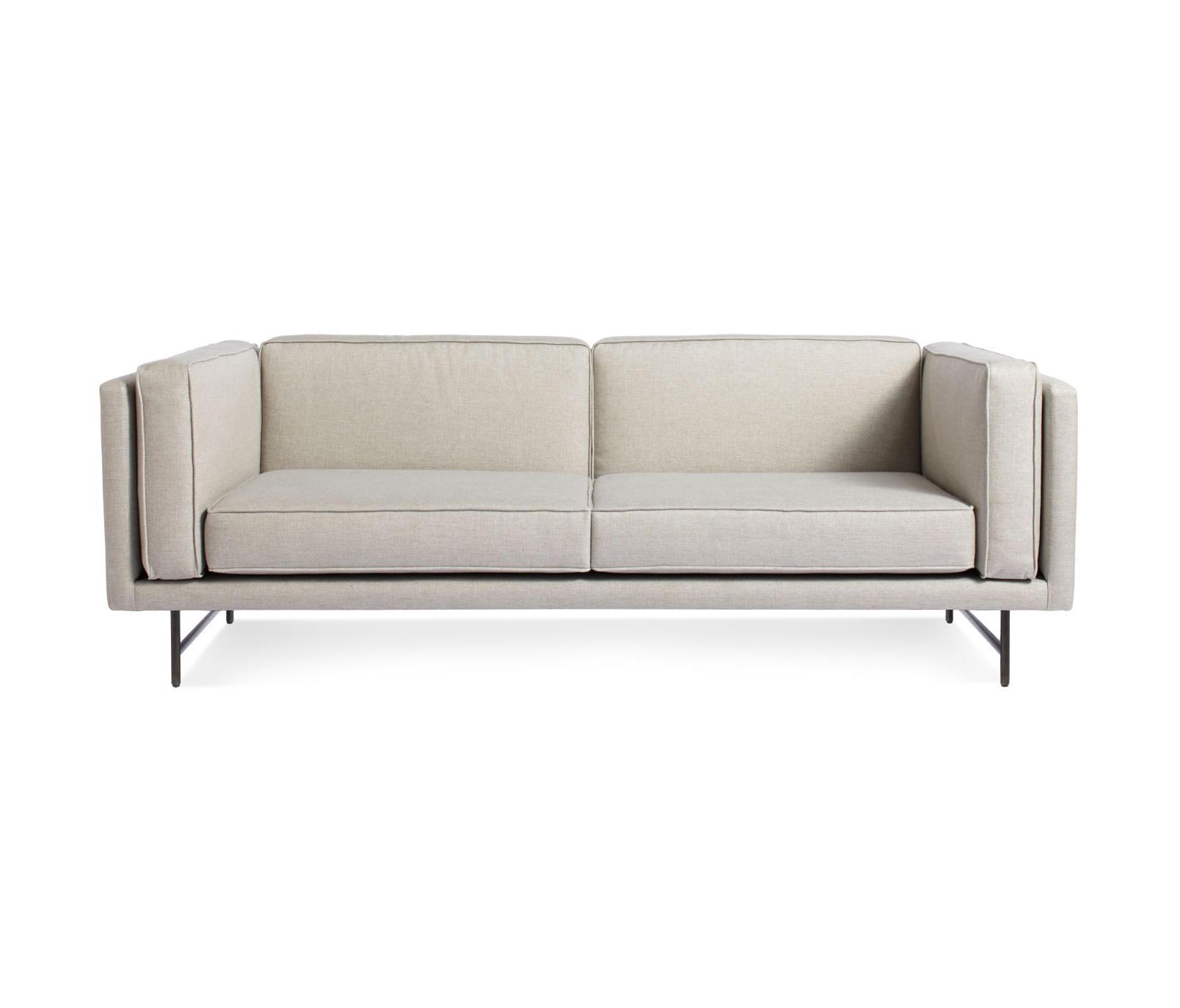 "BANK 80"" SOFA Lounge sofas from Blu Dot"
