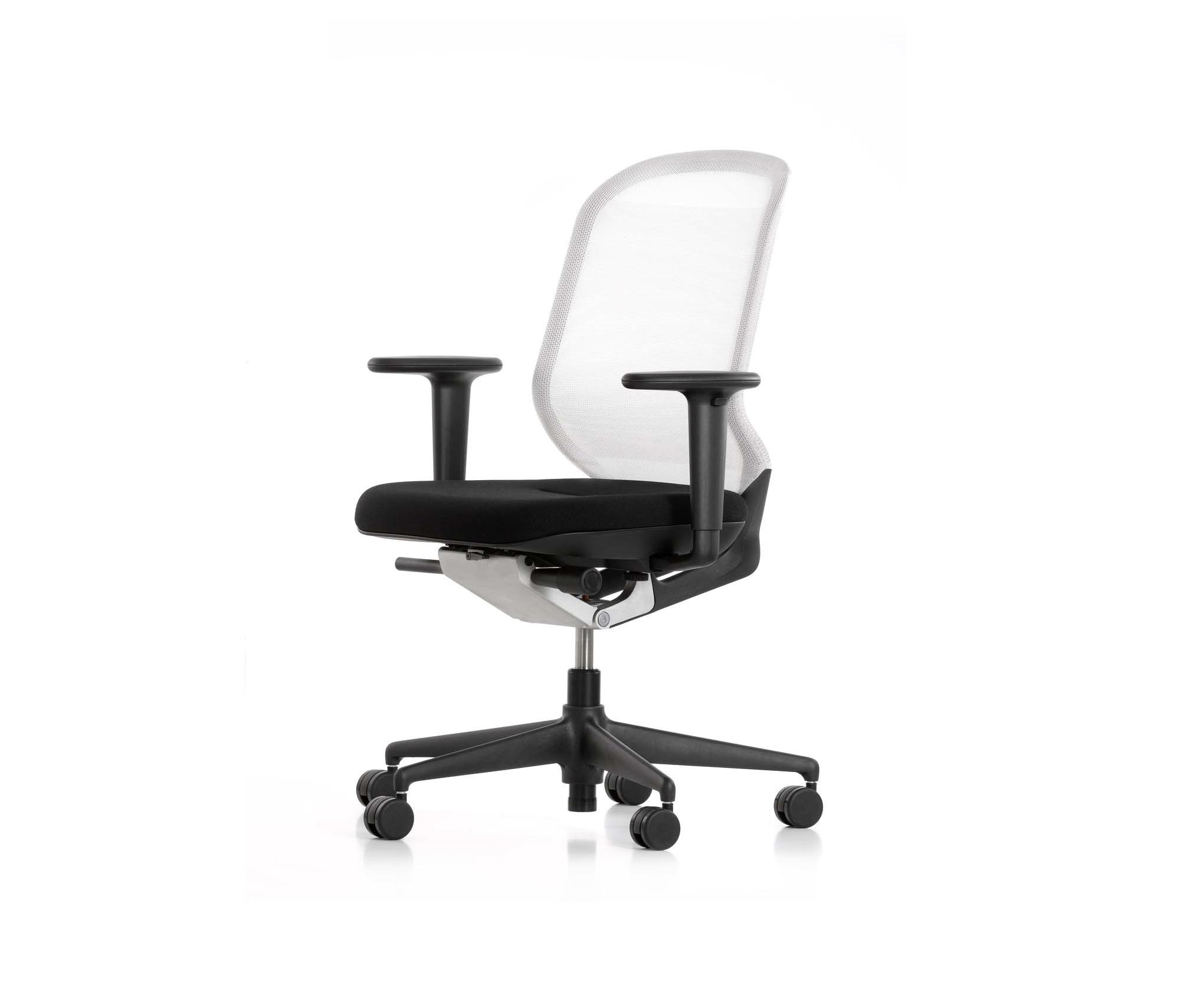 Medapal chaises de travail de vitra architonic for Chaise de travail