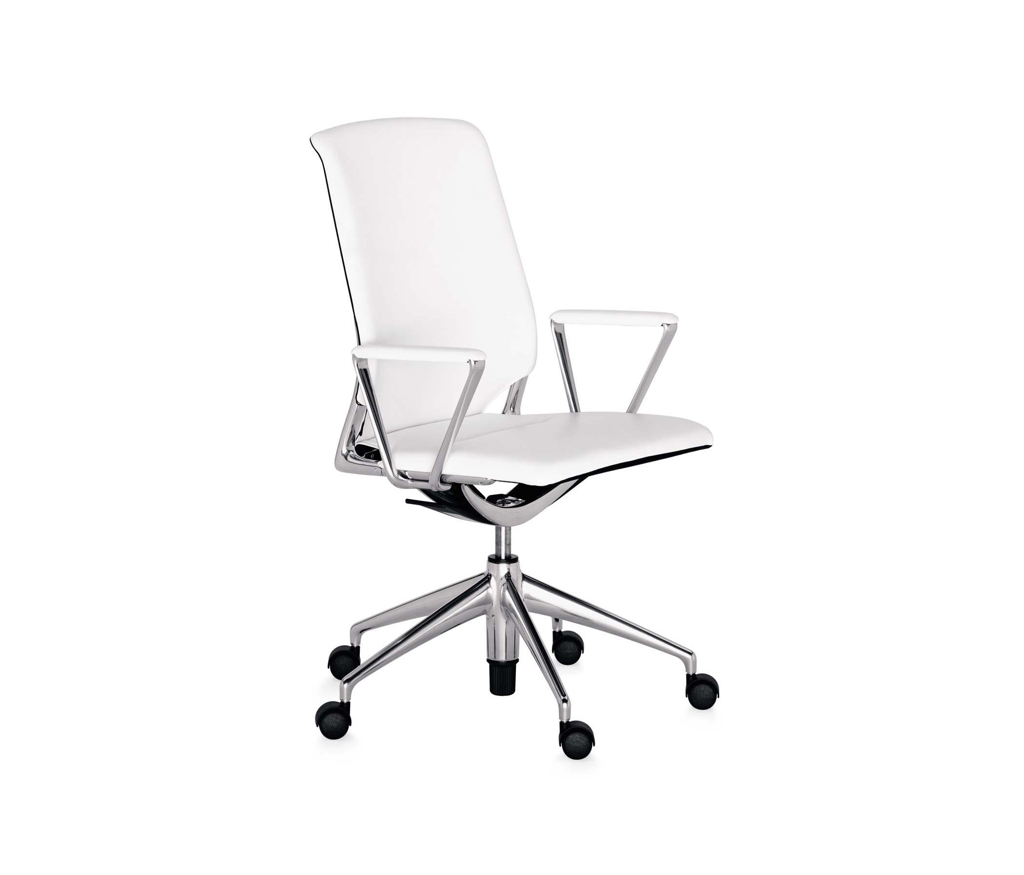 MEDA CHAIR Management chairs from Vitra
