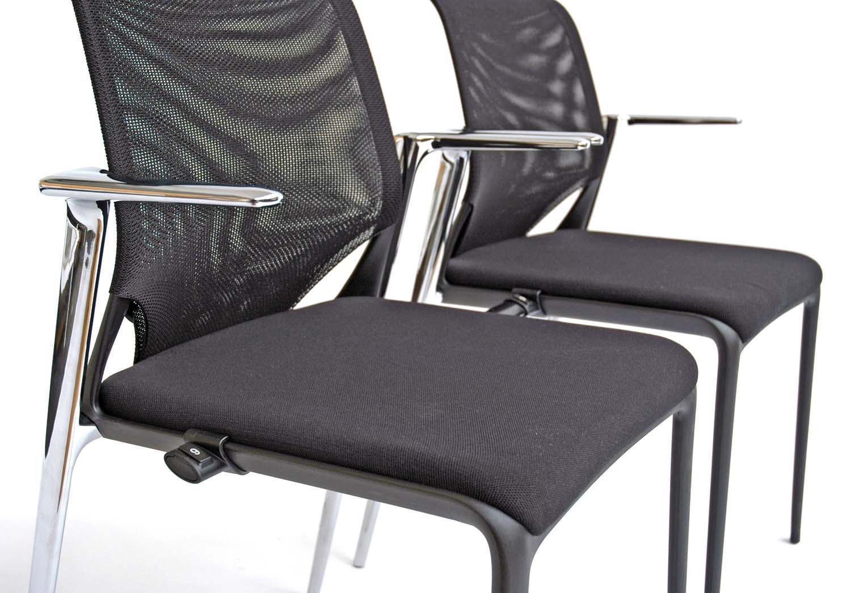 medaslim st hle von vitra architonic. Black Bedroom Furniture Sets. Home Design Ideas
