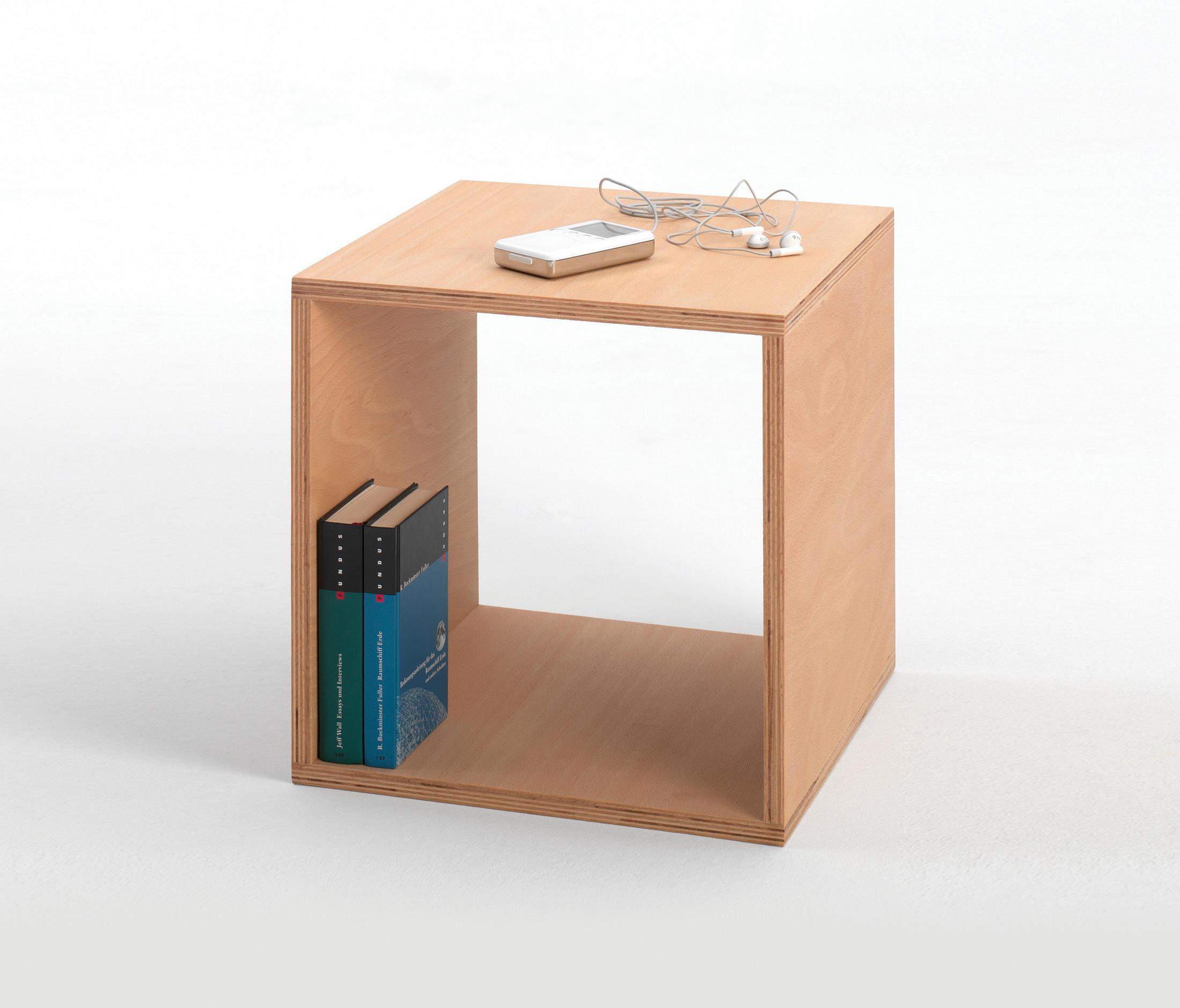 tojo cube nachttische von tojo m bel architonic. Black Bedroom Furniture Sets. Home Design Ideas