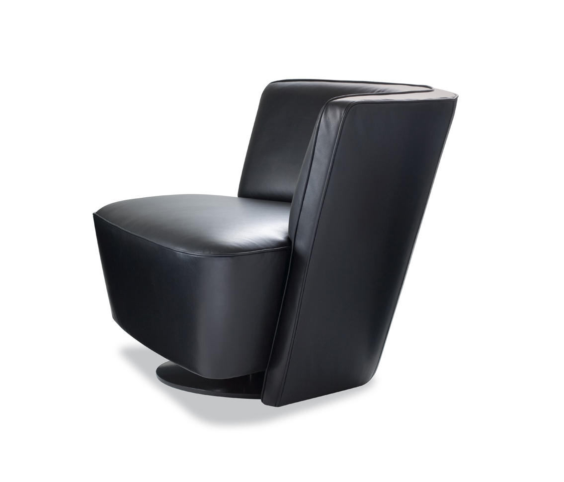 drift armchair lounge chairs from walter knoll architonic. Black Bedroom Furniture Sets. Home Design Ideas