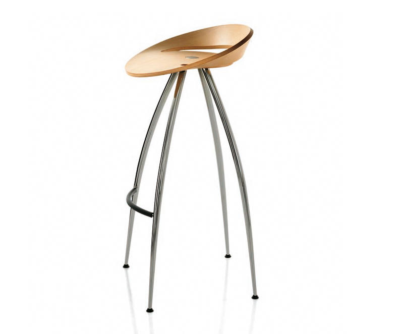 Lyra Stool Bar Stools From Magis Architonic