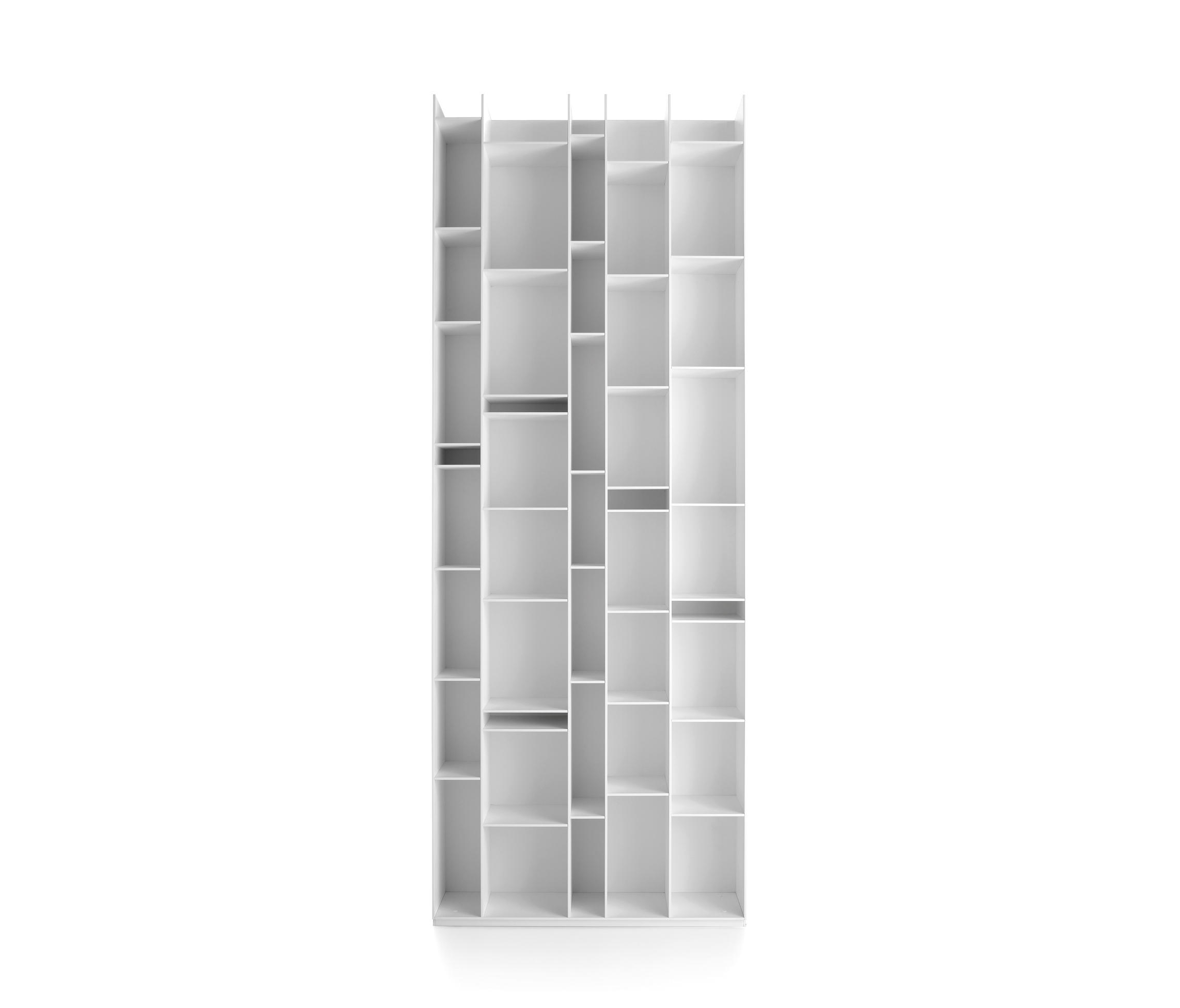 random shelving from mdf italia architonic. Black Bedroom Furniture Sets. Home Design Ideas