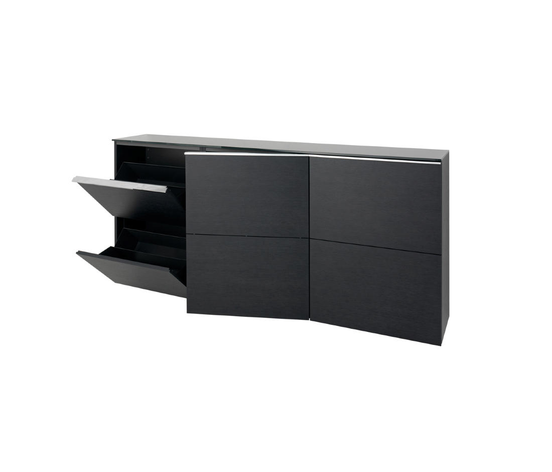 basic schuhklappenschrank schuhschr nke regale von sch nbuch architonic. Black Bedroom Furniture Sets. Home Design Ideas