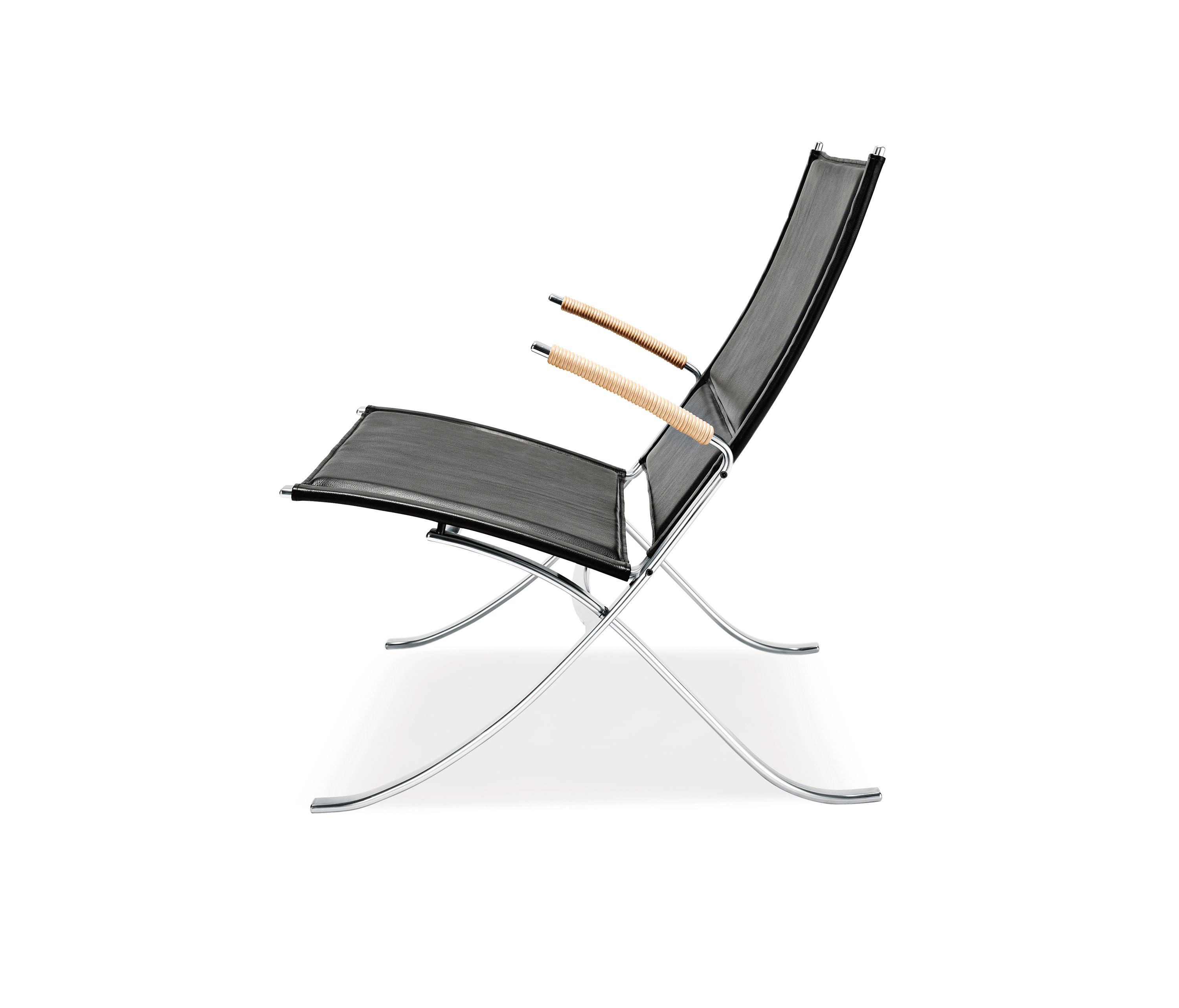 FK 82 X–CHAIR Lounge chairs from Lange Production