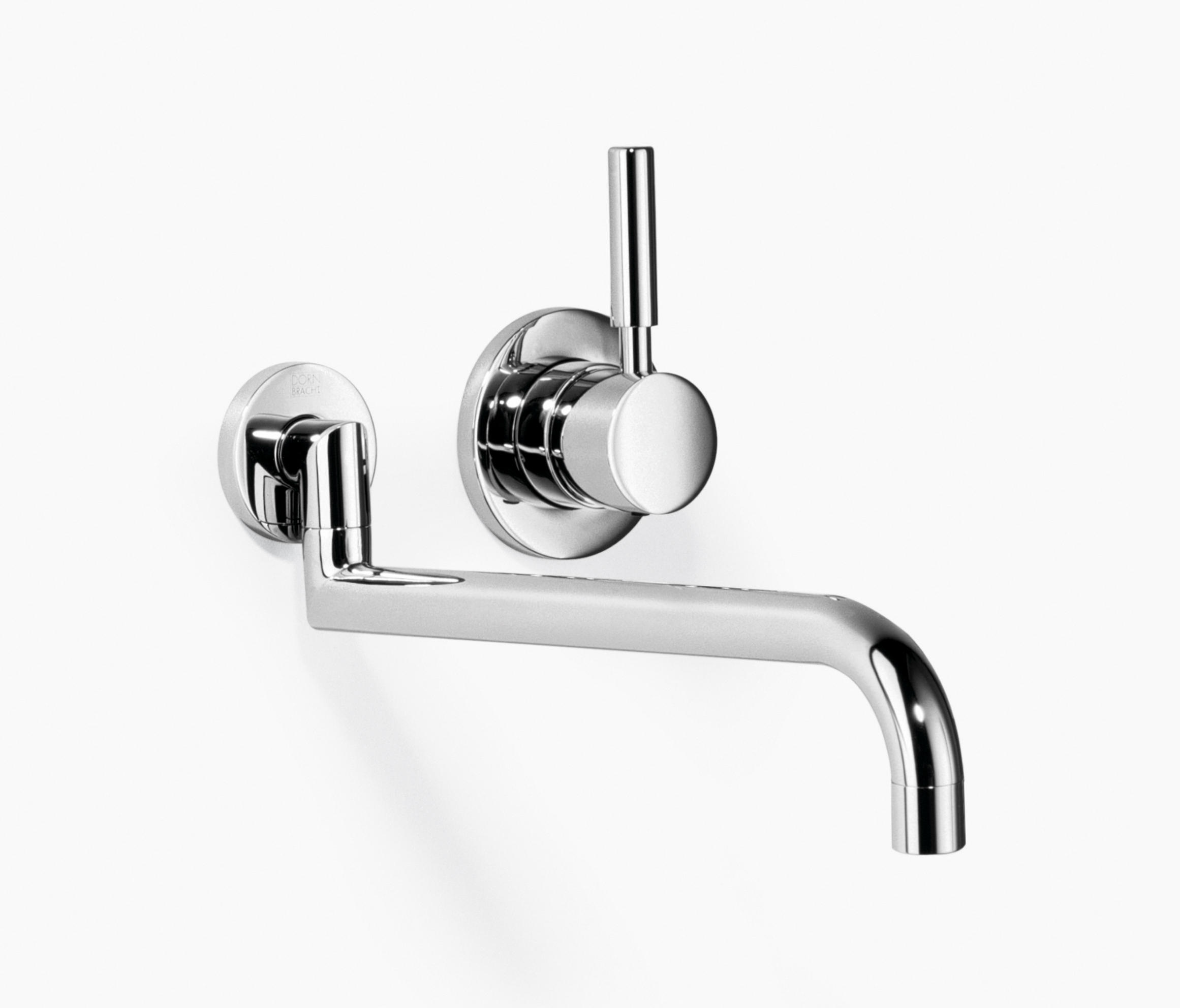 wall mounted mixer kitchen taps from dornbracht architonic. Black Bedroom Furniture Sets. Home Design Ideas